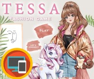 Tessa Fashion Show Game